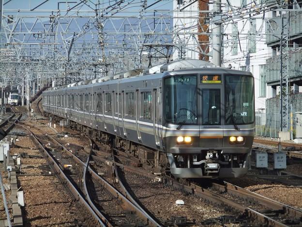 宝塚線快速223系6000番台 MA21編成他8両編成