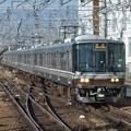Photos: 宝塚線快速223系6000番台 MA21編成他8両編成
