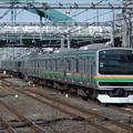 宇都宮線・上野東京ラインE231系1000番台 U511編成他15両編成