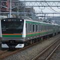 Photos: 東海道線E233系3000番台 E-11+U60編成