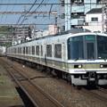 Photos: 大和路快速221系 NB804編成