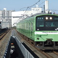 Photos: おおさか東線201系 ND602編成