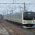 Photos: 宇都宮線205系600番台 Y9編成
