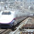 Photos: 東北新幹線E2系1000番台 J60編成他17両編成