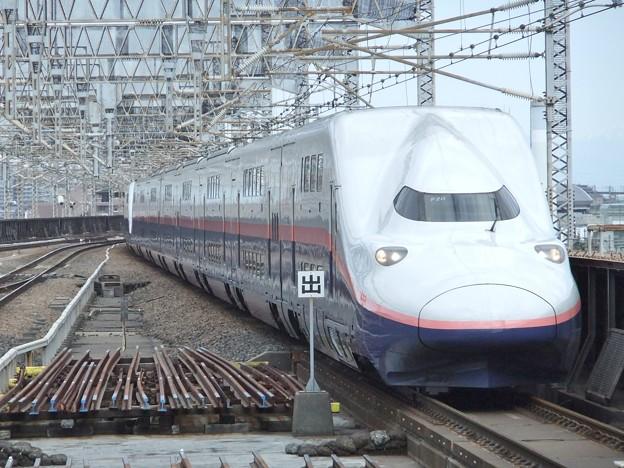 上越新幹線E4系 P20編成他16両編成