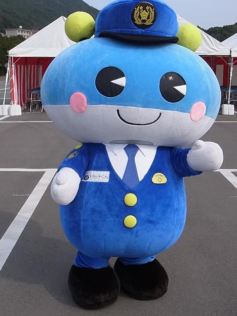 20160115 長崎県警年頭視閲式