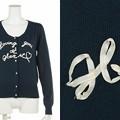 Photos: リボンロゴ刺繍(ジェーン側の画像捜索中)