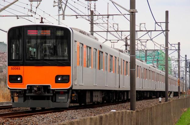 D1080S 51065F(2015/3/29 せんげん台-武里間にて)