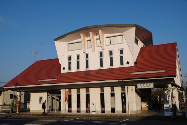 久下田駅・真岡鉄道