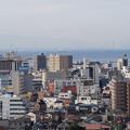 木更津市街と横浜方面