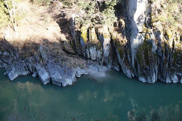 名勝 天竜峡