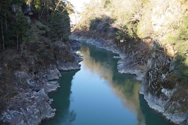 名勝 天竜峡 2