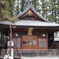写真: 飯田城跡 長姫神社