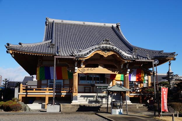 円鏡寺本坊 本堂