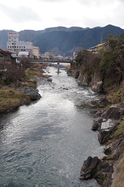 清流 吉田川