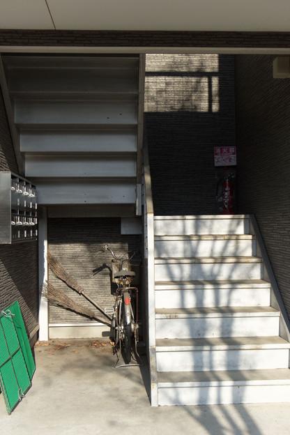 階段のある場所