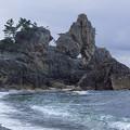Photos: 窓岩