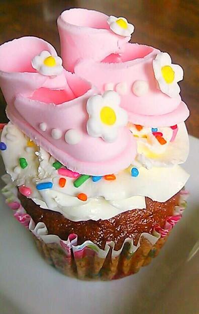 カップケーキ♪3
