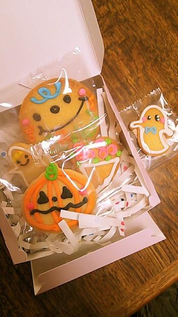 季節のお菓子♪