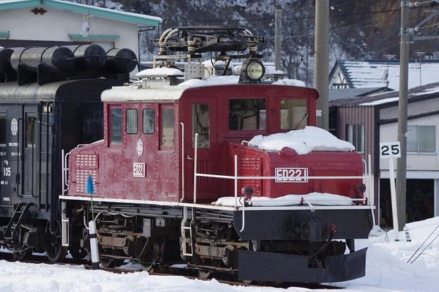 弘南鉄道ED221~編成