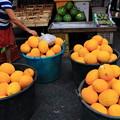 写真: 黄色瓜