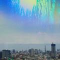 Photos: 新宿は豪雨