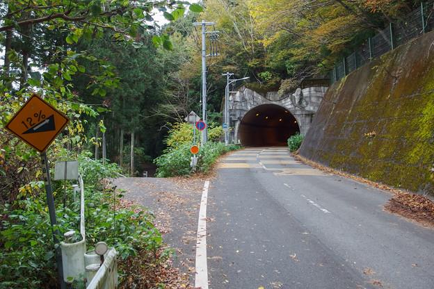 不動トンネル