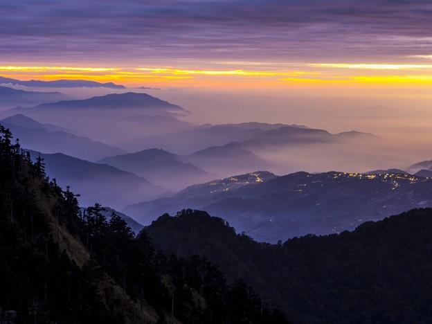 Hehuan Mountain