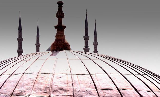 モスクの屋根