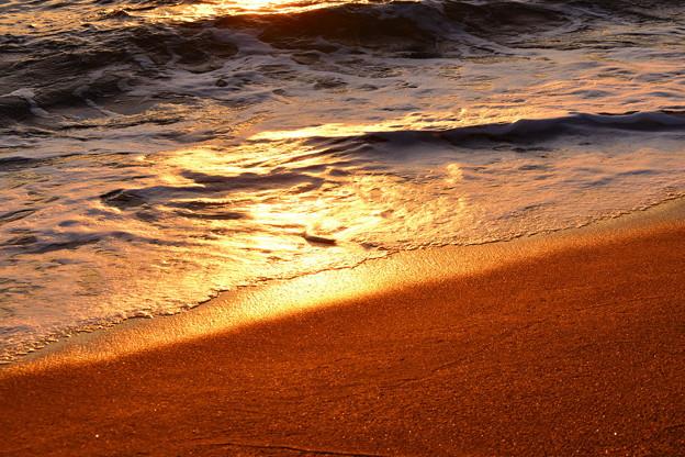 写真: ゴールデンビーチ
