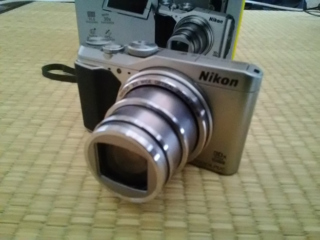 写真: NIKON S9900