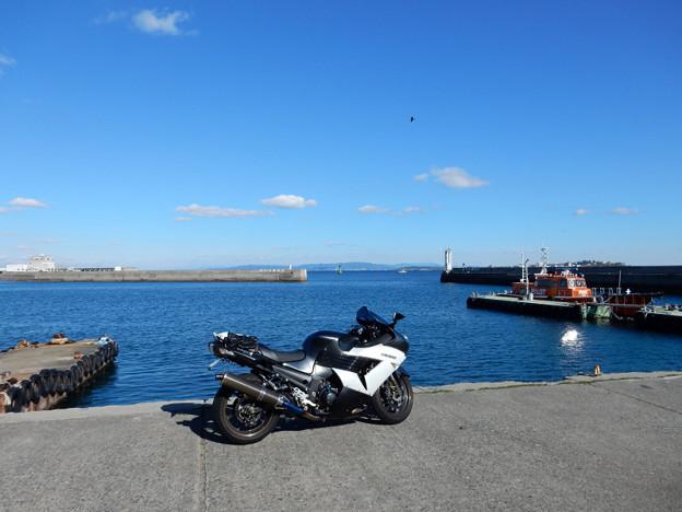 写真: DSCN0322 船着き場沿いにて