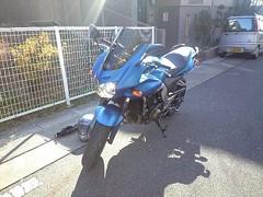 2010 初Z750S♪