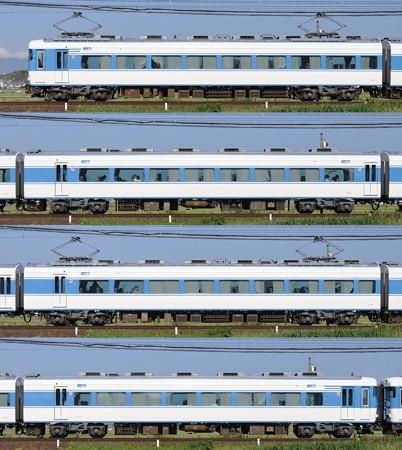近鉄15200系15205F(PN05)海側側面 2014.09.28