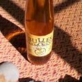 写真: カルディで買った100%果汁のスパークリングアップルジュースが美味しい...