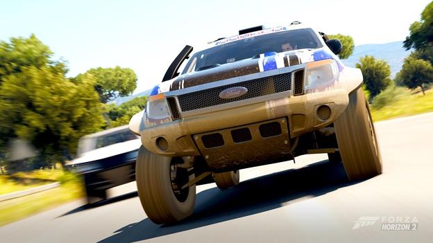 2014 Ford Ranger T6 Rally Raid #ForzaHorizon2