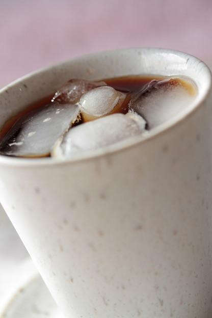 TULLY's KENYA NYERI SINGLE ORIGIN 1980 HIGHLAND AA アイスコーヒー