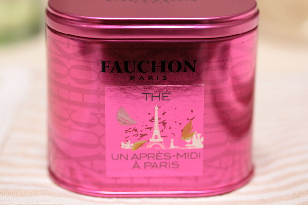 FAUCHON UN APRES-MIDI A PARIS 25g缶