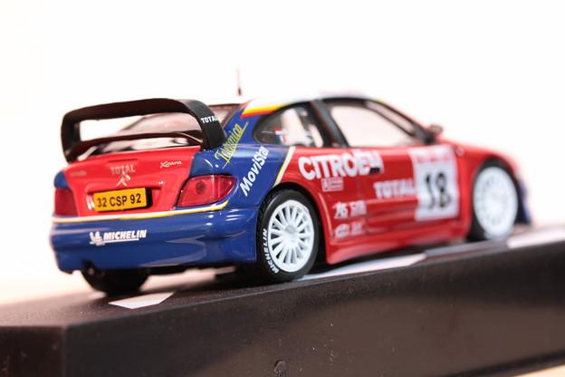写真: Citroen Xsara WRC 2003(シトロエン クサラ WRC 2003 )2