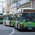 Photos: 池袋駅東口にて?