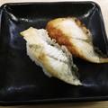 写真: 20160111「うなぎの食べ比べ(蒲焼き・白焼き)」194円