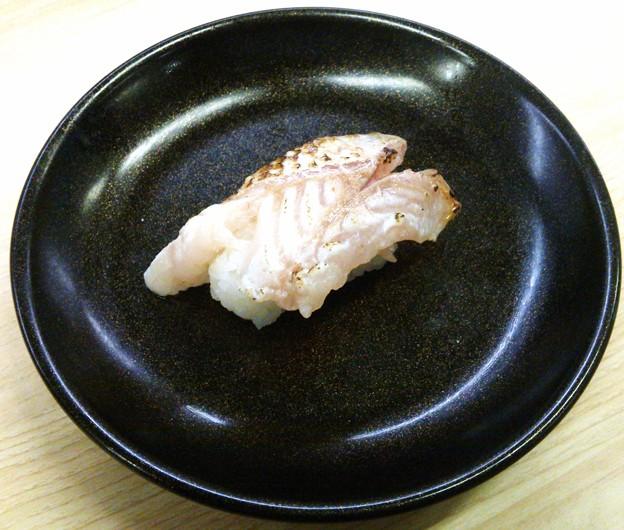 写真: 20160111「下関産のどぐろの炙り」302円
