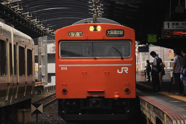 103系大阪環状線 森ノ宮