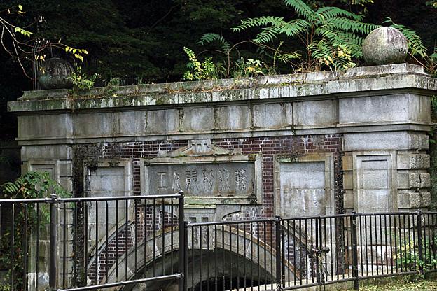 疏水合流トンネル北口