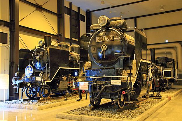 C 56 98 と D 51 603