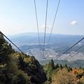 Photos: 叡山ロープウェイ 比叡山頂→ロープ比叡