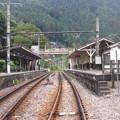 奥多摩の駅
