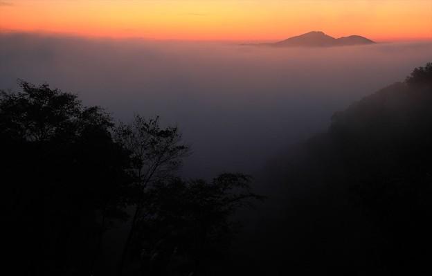 朝の雲海♪