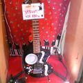 Photos: 上通りの楽器屋で見たくまモン。