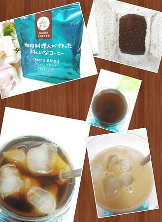 オアシス珈琲 きれいなコーヒー クイーンブレンド (6)